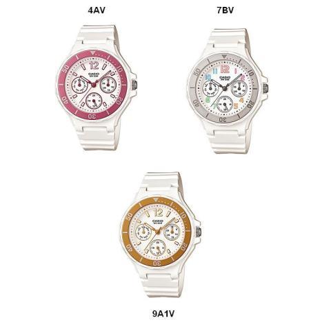 Casio LRW-250H Ladies Analog Watch
