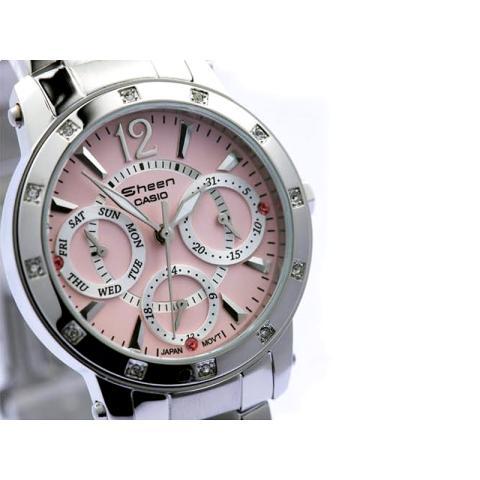 Elegant Casio Sheen SHN-3012 Analog Watch for Ladies