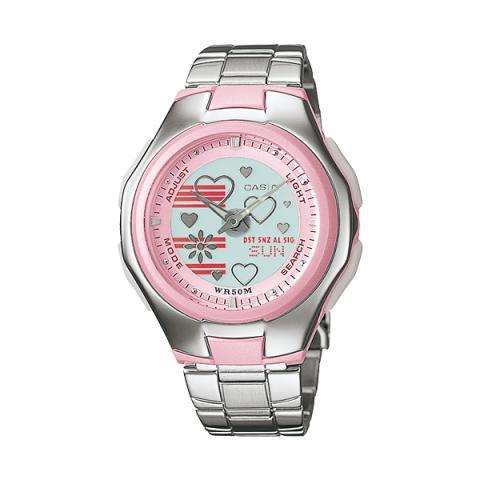 Casio Poptone LCF-10 Analog Watch
